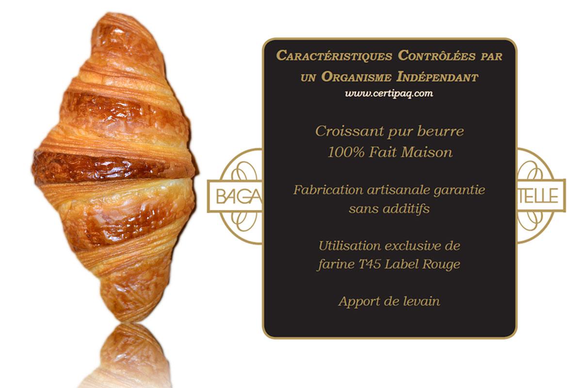 Un Croissant D Exception Club Le Boulanger